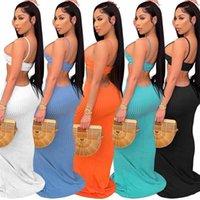 Womens Onedress Langarm Damen Kleid High Rock Summer Rock Designer Maxi Kleid Kleid Qualität Lose Lange Elegante Luxus Clubwear Womens