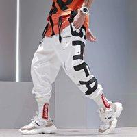 NOUVEAU Pantalon Mens Style Coréen Streetwear Streetwear Streetwear Harem Pantalons Elastic Baçon Cargo Pantalons Homme Casual Hip Hop Hopants Hommes
