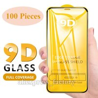9D Full Cover Full Glue Tempered Glass Curved Protective Proof Premium PShield Guard Film Screen Protector For Xiaomi Redmi Note 10 Pro Max 10S 9 9A 9C 9T 9S 8 8A K40