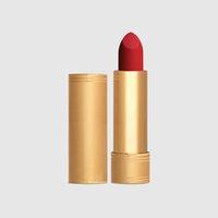 Couleur de la lèvre Maquillage Rouge A Levres Lipstick - Kit de la lèvre rouge Goldie