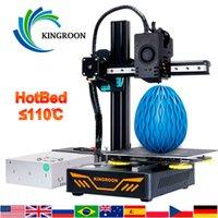 Kingroon KP3s FAI DA TE Aggiornamento 3D Stampante 3D Stampa di precisione Stampa 3D Stampa 3D Guida a doppia guida