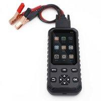 V313 Code Reader Scan for 12V Car Battery Tester 2in1 OBD OBD2 Car Diagnostic Auto Tool V313 ODB2 Car Code Reader