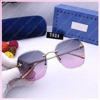 2021 Sonnenbrille Frauen Herren Designer Sonnenbrille Mode Brille Luxus Designer Gläser UV-Proof Hohe Qualität Großhandelspreis 2105086l