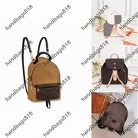 Ladies Bag Womens Backpack Style mochila backpacks Women mini Sheepskin Leather Classic new fashion large-capacity pattern multi-pocket Hotsale School Bags Color