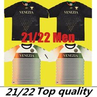 21 22 Venezia FC Soccer Jerseys Accueil Aramu Forte Fiordilino Peretz Heymans Tessmann Crnigoi 2021 2022 Eache Mariano Johnsen Mazzocchi Football Shirts Hommes
