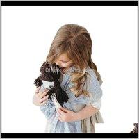 Träger, Slings Rucksäcke Sicherheitsausrüstung Baby, MaternityChildrens Carriers Baby Puppenträger Front- und Rückspielzeugringring für Kinder Kinder