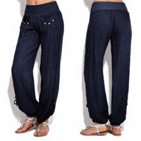 Women's Pants & Capris Casual Woman Wide-leg Streetwear Sweatpants Harajuku Plus Size Trouser