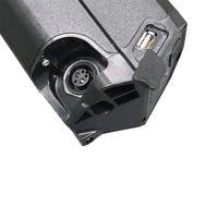 Batterie Ebike di NCM Mosca 48 V 21Ah Resutenze Dorado Battery 16ah 19.2Ah Bike elettrico Batteria Pack per 1000 W 500W 750W con caricabatterie