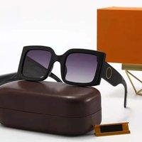 여자 선글라스 여름 거리 패션 비치 태양 안경 UV400 전체 프레임 3 색상 최고 품질