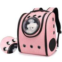 Porte-chats, Craques maisons Sac Space Pet Out Portable Respirant Passable Pliage Ackpack Sac à main sac à main
