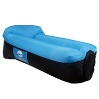 Outdoor Pads Inflatable Air Sofa Portable Ultralight Sun Lounger Beach Mattress Bed For Travelling Garden Camping Picnic Sleeping Pad