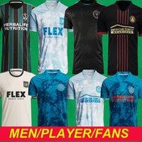 MLS 2021 Parley PrimeBlue Kit Inter Miami CF Soccer Jersey 2022 Los Angeles La Galaxy 21 22 Higuain Beckham Atlanta United LAFC Футбол футбол Фанат