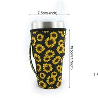 Tumbler Anti-scald Carrier Holder Pouch Neoprene Insulated Sleeve Bags Case 30oz Tumbler Coffee Cup Water Bottle Holder OWE6628