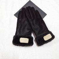 the gloves high-quality designer foreign trade new men's waterproof riding plus velvet thermal fitness motorcycle 5532