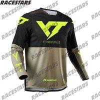 Yt Industries Motocross Jersey MTB Downhill Джерси Велоспорт Mountain Moto Bike DH Maillot Ciclismo Hombre быстрый сухой Джерси BMX X0503