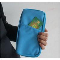 Bags Storage Housekeeping Organization Home & Garden Drop Delivery 2021 Multifunction Fashion Travel Passport Credit Id Card Holder Cash Orga