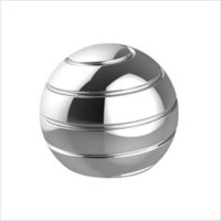 5 colori in lega di alluminio vortacon kinetic palla da scrivania giocattolo 45mm spinner EDC stress sollievo dato giocattoli a mano giocando a scrivanie in metallo scrivanie da banco irrequieto