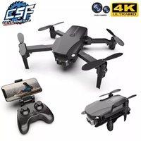 R16 Mini Drone 4K Telecamera Profesionale Telecamera HD Wifi FPV Drone Pressione aria fissa altezza fissa Elicottero a quattro assi RC con fotocamera Dron 210915