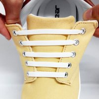 جديد مرونة السيليكون الحذاء الإبداعية كسول سيليكون الأربطة لا التعادل المطاط الدانتيل سهلة أحذية اكسسوارات للرجل النساء للجنسين