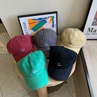 New Arrival Baseball Cap Small Embroidered Men Women Couple Visor Hat Outdoor Casual Bones Snapback Hip Hot Hats 5 colors 1pcs