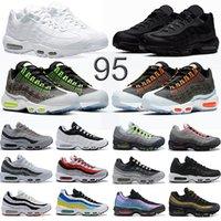 Nike air max 95 Hommes Femmes 95 95 Ce Que Les Chaussures De Course OG Neon Grape Triple Noir Blanc TT Université Rouge Mode Entraîneur De Sport Baskets Taille 36-46