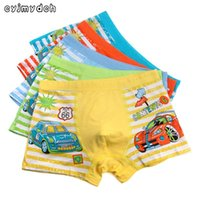 Panties 5pcs lot Cartoon Car 95%Modal Boy Baby Boys Underwears Shorts Child Kids Boxers Briefs Teenage Underpants Girl