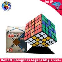 Shengshou أسطورة ماجيك مكعب 5x5 sengsou 5x5x5 ماجيك مكعب المهنية سرعة لغز ألعاب تعليمية للأطفال أطفال هدية