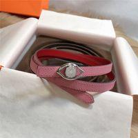 2.0cm Klassischer Birkin-Damen-Ledergürtel, Mantel, Rock, dekorativer Bund, schlanke Taille, glatter Knopf, modischer und vielseitiger Jeansgürtel