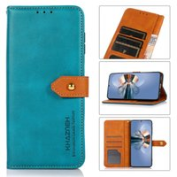 PU Leather Wallet Cases For iphone 13 12 11 Pro Max XS Moto G50 SONY XPERIA ACE II 10 1 5 III ONE PLUS Nord N200 5G CE Flip Cover Holder Card ID Slot Book Retro Cow Pattern Pouch