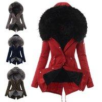 Mulheres faux peles casaco de inverno jaqueta solta com capuz grossa mole zíper jaquetas femininas