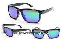 Óculos de sol mens para as mulheres espelho Frame completo Holbrook moda clássico desenhador retro piloto de luxo condução acessórios de óculos de sol des lunettes de soleil
