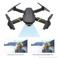 Party Gift Global Drone 4K Camera Mini vehicle Wifi Fpv Foldable Professional RC Helicopter Selfie Drones Toys For Kid Battery GD89-1