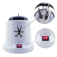 أدوات الأظافر ارتفاع درجة الحرارة تطهير مربع المعقم آلة معدات الفن للاستخدام المهنية أو الشخصية