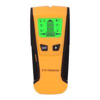 Detección de metales de metales de metal Detector de metales de detector de metales Detección de alambre vivo en la pared automática de corrección y voltaje