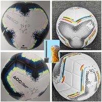 2021 Copa América Balón de fútbol Final Final Kyiv PU Tamaño 5 Bolas Gránulos Resistentes a la alta calidad Fútbol