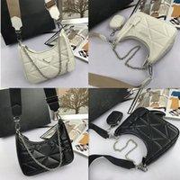 Wholesale hobo bandoulière bourse de luxe mode de luxe One épaule Messenger sac nuage paquet dames designer sac à main de marque de marque avec boîte