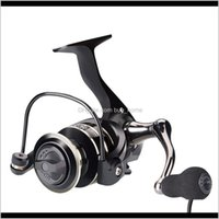 Sports & Outdoorsfull Metal Sea Feeder Carp Reel Fishing Coil Moulinet Spinning Reels 8Kg Max Drag 1000-7000 Drop Delivery 2021 Irw0L