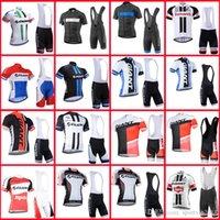 Erkekler Bisiklet Jersey Takım Dev Kısa Kollu MTB Bisiklet Giyim Bisiklet Giysi Yarış Giyim Bisiklet Önlüğü Şort Set Ropa Ciclismo Y21040922