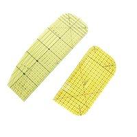 20/30 см гладильные измерительные линейки термостойкие лоскутные инструменты для одежды, создавая DIY Швейные материалы Поставщики поставщики