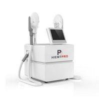 Portable high intensity hi-emt ems muscle stimulator body sculpting machine emslim body slim
