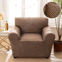Chair Covers Elastic Armchair Cover Sofa Slipcovers Modern For Living Room Protector Couch Funiture 1 2 3 4 Seat
