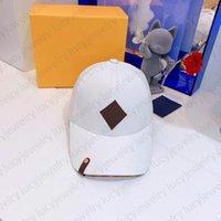 Tasarımcı Topu Caps Kova Şapka Moda Şapka Beyzbol Şapkası Erkek Kadın 6 Stil En Kaliteli