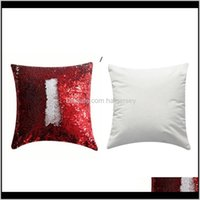 Various Styles Pillow Case Sublimation Blank Magic Sequin Pillows Cover High Quality Fashion Pillowcase Decoration Nhe5871 2Qrm3 P1Gzi