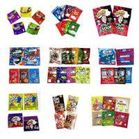 Medicated Skittles Gummy Edibles Sacos Errlli Ahoy Trips Airhead Oneup Lifsavers Cacau Pouffs Trix Biscuits Plástico Ziplock Mylar Embalagem Saco Doce Doce Flowe