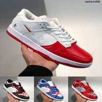 Venta preferencial Dunks SB Low Casual Shoes Pro QS Chunky Dunky Freddy Krueger Hombres Mujeres París Strangelove Staple X Panda Pigeon Muslin
