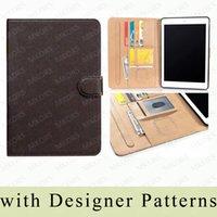 iPad Pro 2020 Gen 11 고급 태블릿 케이스 iPad Air10.5 AIR1 2 Mini45 iPad10.2 iPad56 고급스러운 디자이너 PU 가죽 카드 슬롯 포켓 iPad 케이스