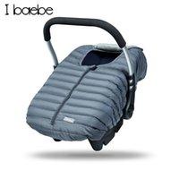 Diseñador Cochecito de lujo Bebé Cesta de bebé Cubierta de asiento de coche Viajes Nacido Bolsa de dormir A prueba de viento EXTRACTO INFERPETE SOBREOPO DE PAZO DE CALIENTE CALIENTE