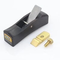 Hand Tools 1 PC DIY Mini Planes Carpentry Carpenter Hard And Wear-resistant Ebony Joinery Arc Bottom Planer Woodwork