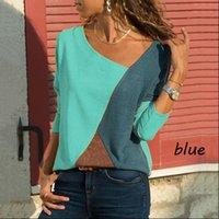 7XL 8XL Women Shirt Summer Blouse full sleeve t shirts Plus ...