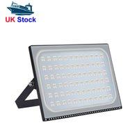 UK Bourse d'éclairage extérieur LED projections de lumière 10W 20W 30W 50W 100W 150W 300W 500W 500W IP65 Convient pour entrepôt, garage, atelier d'usine, jardin